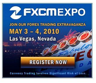 FXCM Expo in Las Vegas