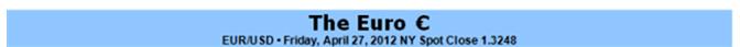 euro_body_Picture_5.png, ارتفاع اليورو مقابل الدولار على الرغم من التوتّرات الواضحة في منطقة اليورو- ما هو السبب الكامن وراء ذلك؟