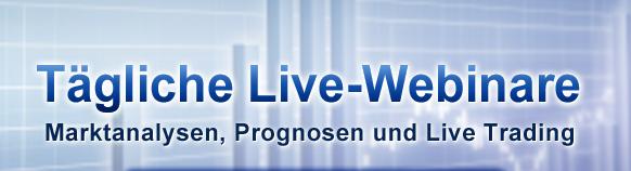 Tägliches Online-Seminar (Mo.-Fr.) um 10:30 Uhr mit Jens Klat, DailyFX Marktanalystt: Fundamentaler, technischer und sentimenttechnischer Marktausblick für den DAX, EUR/USD und weitere Märkte