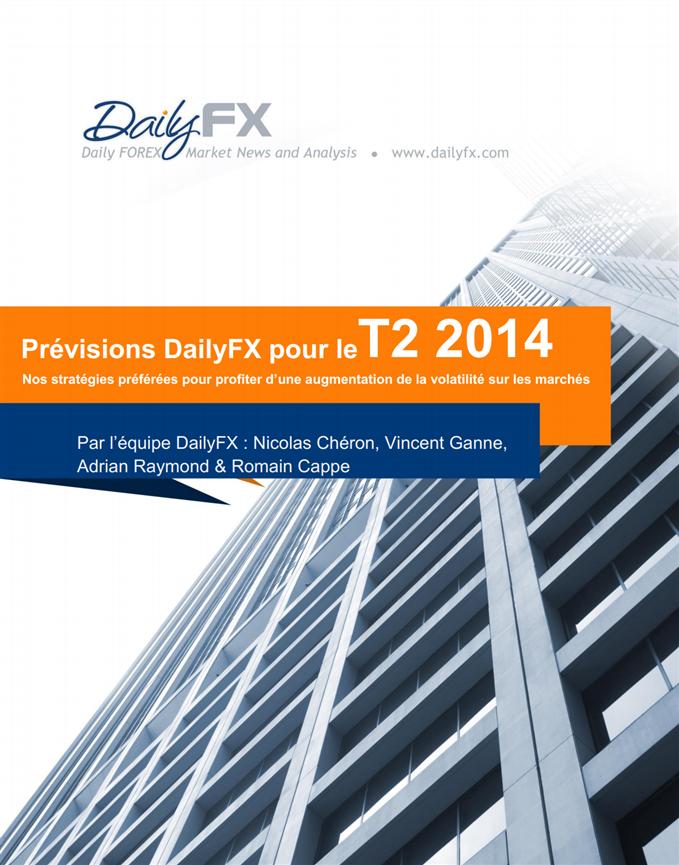 Vidéo : Prévisions boursières DailyFX pour le deuxième trimestre 2014