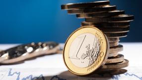 Euro avant Mario Draghi, président de la BCE
