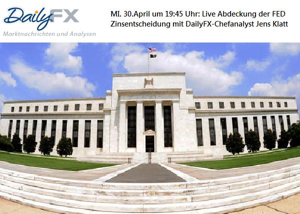 Kurzer Marktüberblick 30.04.2014