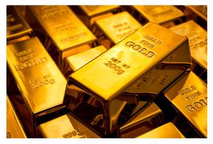 ارتداد أسعار الذهب اعتبارًا من الدعم الرئيسي