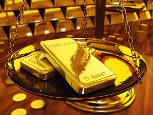 انخفضت أسعار الذهب في المعاملات المبكرة اليوم.