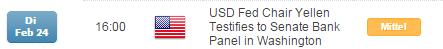 DAX verteidigt 11.100er Level - Yellen mit nächsten Impulsen?
