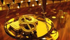 Métaux précieux : L'or et l'argent réagissent sur leurs supports