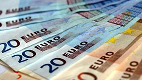 EURUSD : L'euro stable à 1,07$ avant les indices PMI de la zone euro