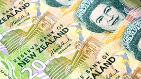 Taux de change dollar néo-zélandais