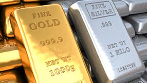 Métaux précieux : L'or en surveillance pour un signal clair, l'argent toujours baissier
