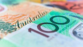 Negatives Stellenwachstum in Australien