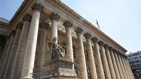 CAC 40 : Coeuré (BCE) en soutien, la corrélation négative CAC 40/EURUSD s'impose