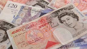 Taux de change livre sterling