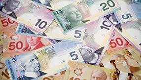 Wirtschaftswachstum Kanadas