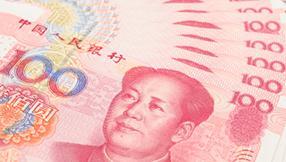 China wertet Yuan um weitere 1,62% ab