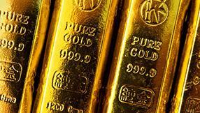Once d'or : le métal précieux teste une ligne de tendance baissière