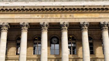 """CAC 40 - la Bourse de Paris confirme son rebond avec les titres """"matières premières"""""""