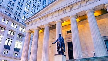 Dow Jones : L'indice en hausse en amont de l'enquête ADP