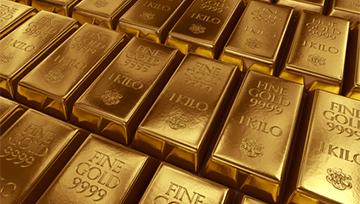 FXCM - XAU/USD : L'once d'or teste le pivot technique à 1 085$
