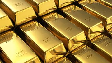 Once d'or : Le cours maintenu sous une ligne de tendance baissière