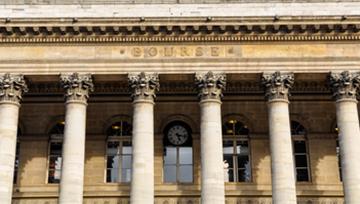 CAC40 : la bourse de Paris sous pression du recul de la bourse de Shanghai