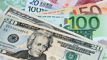 EUR/USD : la remontée de l'eurodollar est du fait de la baisse du Dollar US