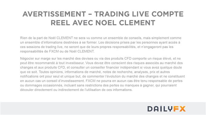 Point marché : Deuxième semaine pour la session de trading live du jeudi 17 mars