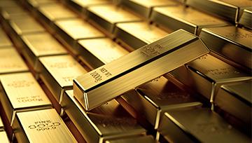 Once d'or : Le cours du métal jaune rebondit sur une oblique haussière