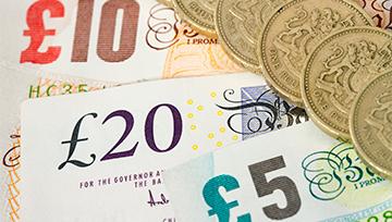 Livre sterling : Le marché semble abandonner l'idée d'un Brexit