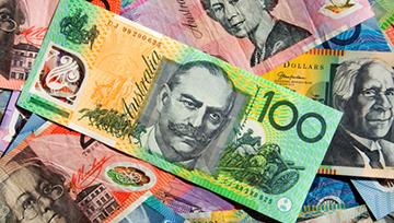 Australian dollar forex news