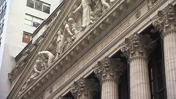 Le Dow Jones au plus haut avant le discours de Donald Trump